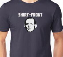 Shirtfront (Abbott) Unisex T-Shirt