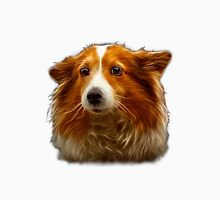 Shetland Sheepdog Dog Art 9973  T-Shirt