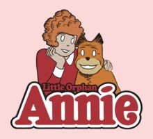 Little Orphan Annie Kids Tee