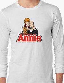Little Orphan Annie Long Sleeve T-Shirt