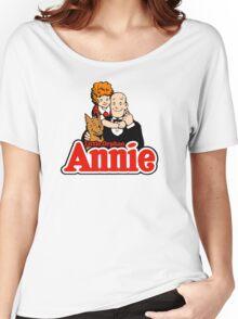 Little Orphan Annie Women's Relaxed Fit T-Shirt