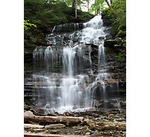 Ganoga Falls Photographic Print