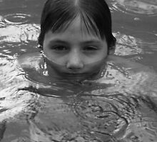 swimming in the rain by SusanC