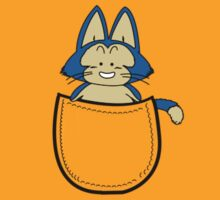 Pocket Puar - Dragonball Pet by Faramiro