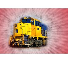 """The Arrival of The Gospel Train"" Photographic Print"