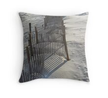 Jagged Throw Pillow
