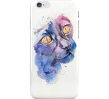 Dream cat - TRADITIONAL iPhone Case/Skin
