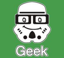 Geek Trooper Kids Clothes
