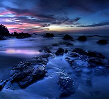 Andaman Sunset by Robert Mullner