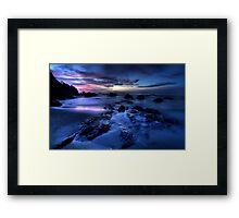 Andaman Sunset Framed Print