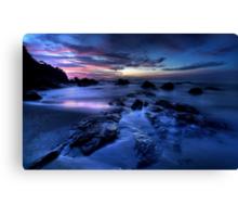 Andaman Sunset Canvas Print