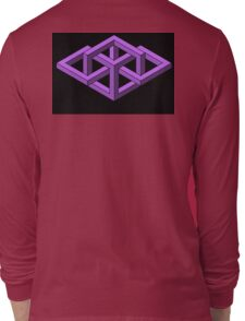 Isometric Impossibilities  Long Sleeve T-Shirt