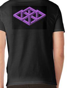 Isometric Impossibilities  Mens V-Neck T-Shirt
