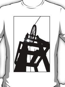 Pit Wheel T-Shirt
