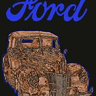 Ford by Mike Pesseackey (crimsontideguy)