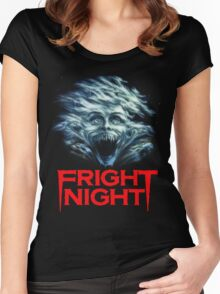 Fright Night Women's Fitted Scoop T-Shirt