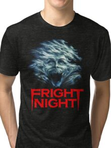 Fright Night 1985 Movie Poster T-shirt for Adults