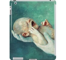 mutant child iPad Case/Skin