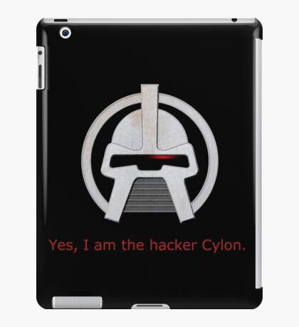 Haxor Cylon iPad Case/Skin