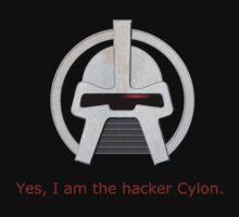 Haxor Cylon by PharisaicalJesu
