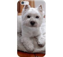 Maevey the Westie iPhone Case/Skin