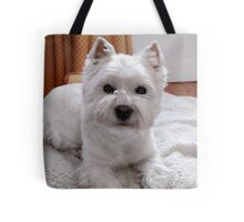 Maevey the Westie Tote Bag