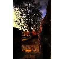 Monastery II Photographic Print