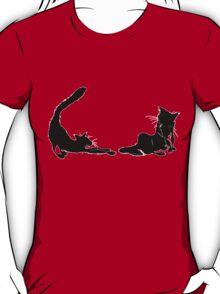 2 long blacks T-Shirt