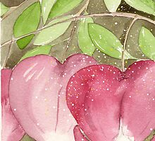 Bleeding Hearts by Tracey-Anne Pryke
