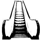 Escalator by Richard Edwards