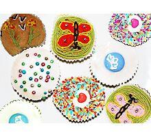 cup cakes 4 tea Photographic Print