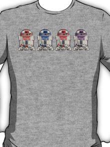 TEENAGE MUTANT NINJA ROBOTS...  T-Shirt