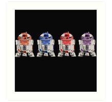 TEENAGE MUTANT NINJA ROBOTS...  Art Print
