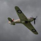 Mark 1 Hawker Hurricane by Nigel Bangert