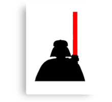 The Dark Side Canvas Print