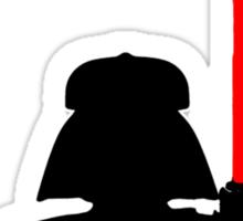 The Dark Side Sticker