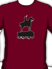 Glasgow Wellington Statue T-Shirt