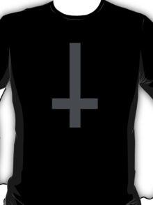 Cross upside down T-Shirt