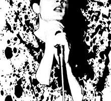 Ian Curtis 'Joy Division' by Bowie DS