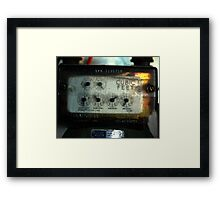 0629 - HDR Panorama - Life's Minutia Framed Print