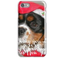Happy Christmas iPhone Case/Skin
