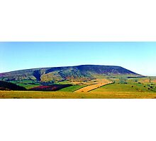Pendle Hill Photographic Print