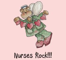 Nurses Rock by Catherine Crimmins