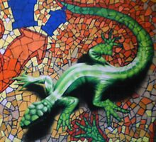Lizard by Sue Ballyn