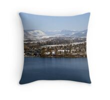 Coldstream Valley Throw Pillow