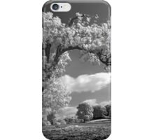 A Tree Blows in the Wind iPhone Case/Skin