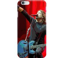 Dave Grohl - The Point Colour iPhone Case/Skin
