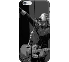 Dave Grohl - The Point Black iPhone Case/Skin