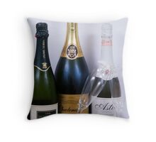 Bubbly Throw Pillow