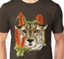 Cheetah in Aloe Unisex T-Shirt